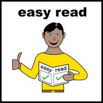 A Guide to making Information Easy to Read and Understand